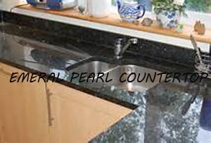 Emeral Pearl Countertop 3