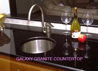 Galaxy Granite Countertop