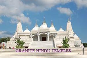 Granite Hindu Temples