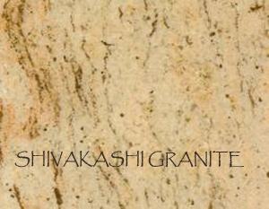 Shivkashi granite worktop for Granito shivakashi
