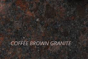 Coffee Brown Granite 1