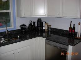 This Color Is Classified As A Calm And Fresh So Sapphire Blue Granite Extensively Used Kitchen Countertops