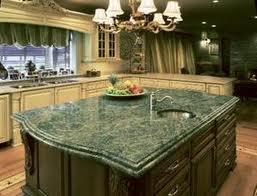 green granites countertops 3